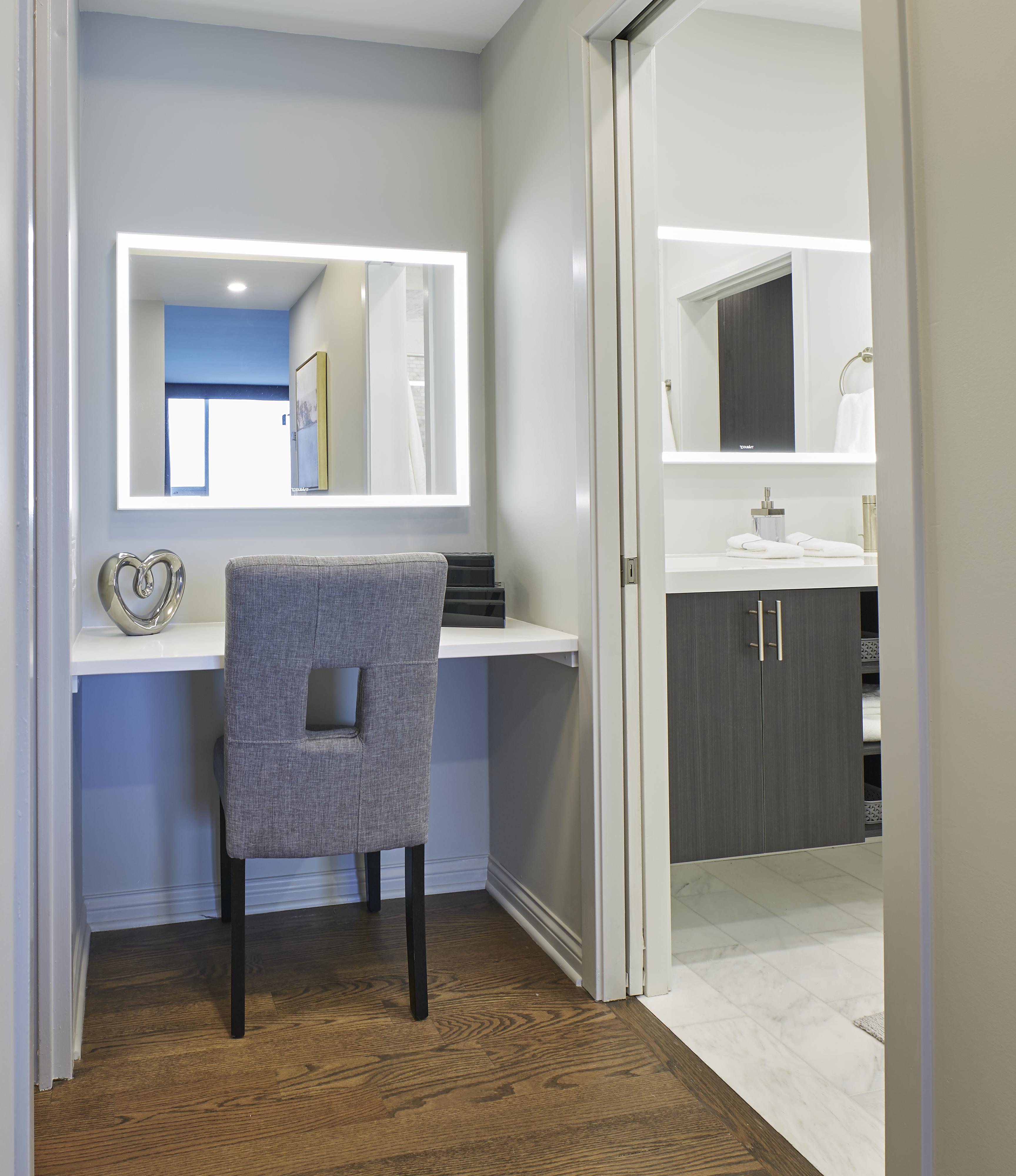 Master Bedroom Vanity Inspire Q Home